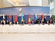 Federation Council of Russia ratifies Vietnam-EAEU FTA