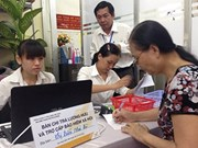 HCM City expands pension payment at post offices