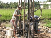 Vietnam studies groundwater-related subsidence in major areas