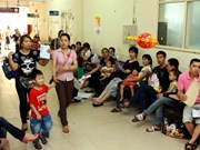 Hanoi tackles summer diseases
