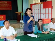 Early elections in border, island areas