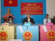 HCM City announces general election results