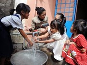 WB supports water supply, environmental sanitation in Vietnam