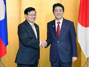 Japanese PM to visit Laos for ASEAN summit talks