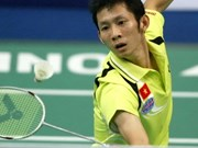 Vietnamese badminton player drops to No 35 in world rankings