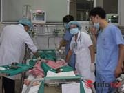 Doctors save pneumonia patient with ECMO