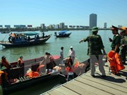Da Nang: Overloading triggers boat capsize, three still missing
