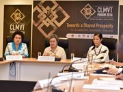 Thailand to host CLMVT Forum 2016