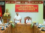 PM urges Dak Lak to accelerate economic restructuring