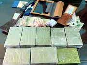 Big drug trafficking ring uncovered, 15 heroin bricks seized