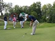 Golf tournament brings overseas Vietnamese closer