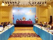 Vietnamese, Lao police seek to foster cooperation