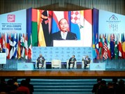 Vietnamese PM officiates at Asia-Europe Business Forum