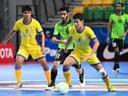 Sanna Khanh Hoa fails to advance to futsal champs' semifinals