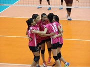 Vietnam in 2nd round of Asian championship