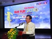 2016 football Fair Play Awards announced