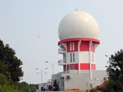 Second radar station operational in Da Nang