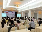 Trade agreements benefit Vietnamese, Lao businesses