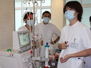 Hospital in HCM City launches hi-tech dialysis centre