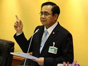 Thai PM considers staying on after general election