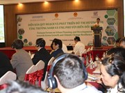 Forum promotes green, climate change resilient urban