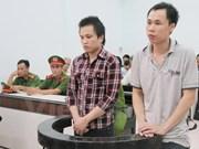 Khanh Hoa: Anti-State saboteurs receive prison sentences