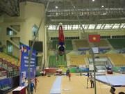 Gymnastics gold rush for Vietnam