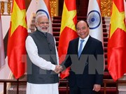 Vietnam-India ties upgraded to comprehensive strategic partnership