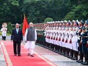 Vietnam, India issue Joint Statement