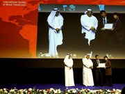 NIHBT receives ISBT Award for Developing Countries