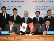 HCM City, Osaka cooperate in building low-carbon society