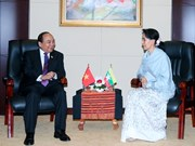 Vietnam, Myanmar treasure bilateral ties