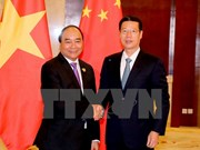 Prime Minister receives Chinese Vice Premier Zhang Gaoli