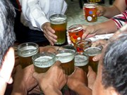 Vietnam makes list of world's top ten alcohol consumers