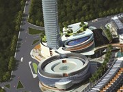 Construction starts on 45-storey tower in Hai Phong