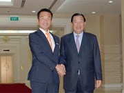 Japan promises to continue aid to Cambodia