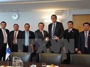 Vietnam, Finland strengthen legislative ties