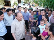 PM orders better life for relocated people in northwest
