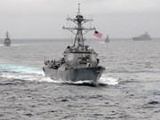 ASEAN-US navies drill to improve surveillance capacity