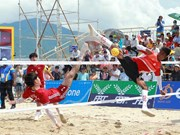 Vietnam triumph at Asian Beach Games