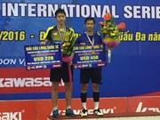 Minh wins Kawasaki Vietnam Int'l Series