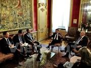 Vietnam, Italy encourage local cooperation