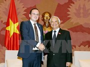Parliaments of Vietnam, Romania should increase exchanges: official