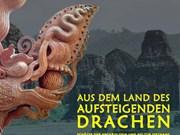 Vietnamese archaeological treasures displayed in Germany