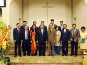 Centenary congratulations to Hanoi Evangelical Church