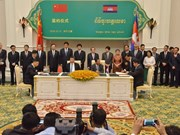 Cambodia, China sign 31 agreements