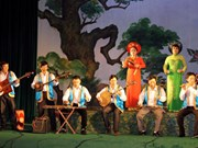 Art programme features Vietnam, RoK melodies