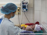 Cao Bang welcomes first intrauterine insemination baby