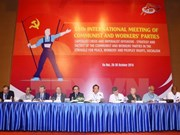 Communist parties' meeting concludes in Hanoi