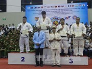 Vietnam Int'l Judo Tournament 2016 opens in Ho Chi Minh City